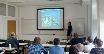 "Invited talk ""Underwater Robot..."